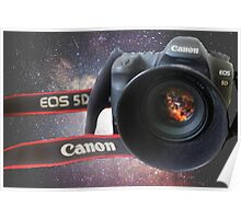 Canon star photographer Poster