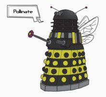 Bee Dalek  Kids Tee
