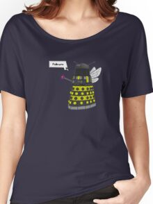 Bee Dalek  Women's Relaxed Fit T-Shirt