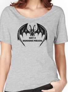 Tribal Vampire Bat Women's Relaxed Fit T-Shirt