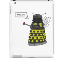 Bee Dalek  iPad Case/Skin