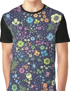 Lovely floral design. Cute flowers Graphic T-Shirt
