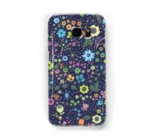 Lovely floral design. Cute flowers Samsung Galaxy Case/Skin