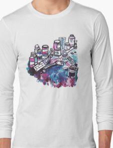 My Desktop Long Sleeve T-Shirt