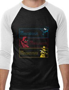 The Alternate Egos of Calvin Men's Baseball ¾ T-Shirt