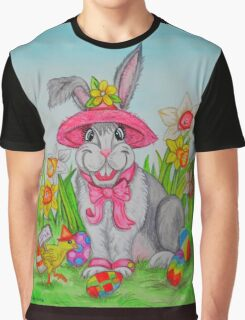 The Easter Bunny Graphic T-Shirt
