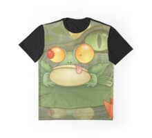 Swamp Snack Graphic T-Shirt