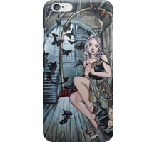 The gilded cage steampunk art iPhone Case/Skin