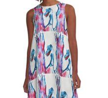 Goose A-Line Dress