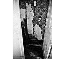 abandoned & decayed Photographic Print