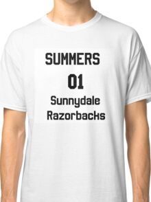 Summers unofficial chosen one jersy Classic T-Shirt