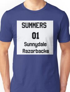 Summers unofficial chosen one jersy Unisex T-Shirt
