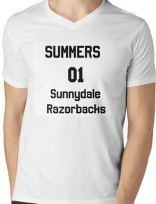 Summers unofficial chosen one jersy Mens V-Neck T-Shirt