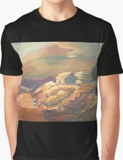 One Sunset Village Graphic T-Shirt