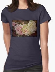 Rose 308 Womens Fitted T-Shirt