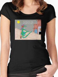 GAME NIGHT Women's Fitted Scoop T-Shirt