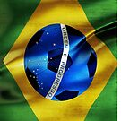 Brazil fifa football world cup 2014 by mikath