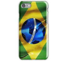 Brazil fifa football world cup 2014 iPhone Case/Skin