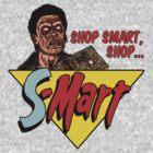 Evil Dead - Shop Smart, Shop S-mart! - Deadite Ash by Oliver Delander