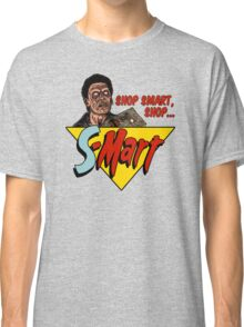 Evil Dead - Shop Smart, Shop S-mart! - Deadite Ash Classic T-Shirt