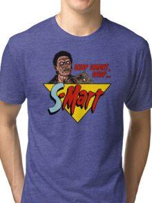 Evil Dead - Shop Smart, Shop S-mart! - Deadite Ash Tri-blend T-Shirt