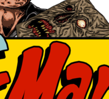 Evil Dead - Shop Smart, Shop S-mart! - Deadite Ash Sticker