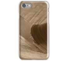 Chisel and Wood iPhone Case/Skin