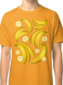 Banana Fruity Pattern  Classic T-Shirt