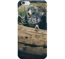 Komodo Dragon  iPhone Case/Skin