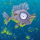 Zombie Fish by fizzgig