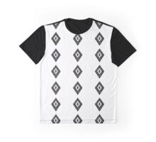 Epic Flow - Diamond - Black Design Graphic T-Shirt