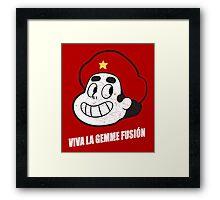 Steven Universe Viva La Gemme Fusion Framed Print