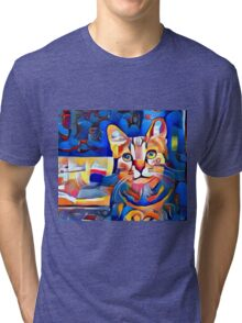 The Look of Love Tri-blend T-Shirt