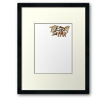 TSSF stick to your guns album cover logo Framed Print