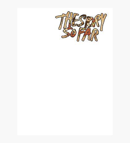 TSSF stick to your guns album cover logo Photographic Print