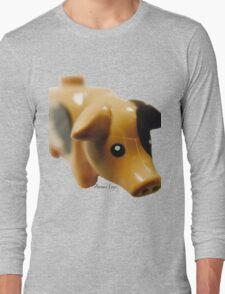 The Pig! Long Sleeve T-Shirt