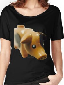 The Pig! Women's Relaxed Fit T-Shirt