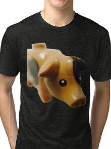 The Pig! Tri-blend T-Shirt