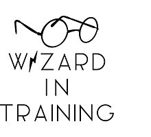 wizard in trainiNg Photographic Print