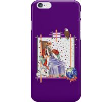 The Tarot Emporer  iPhone Case/Skin