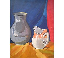 Still Life Painting Photographic Print