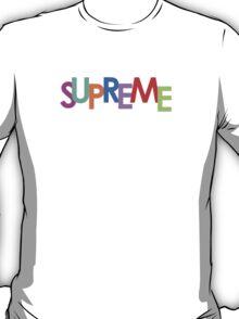 Rainbow Supreme T-Shirt
