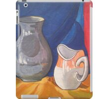 Still Life Painting iPad Case/Skin