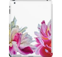 Double Peony  iPad Case/Skin