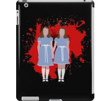 Shining Twins iPad Case/Skin