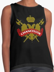 The Chancellor Coat-of-Arms Contrast Tank