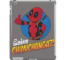 Deadpool's Chimichangas iPad Case/Skin