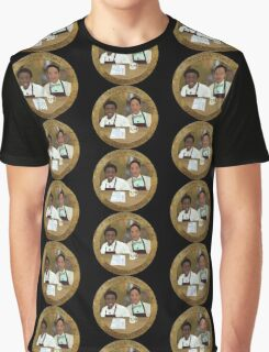 The Breakfast Show - Brass Edition Graphic T-Shirt
