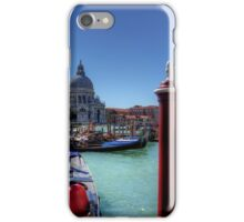 The Red Pole iPhone Case/Skin