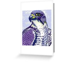 The Wise Eagle Greeting Card